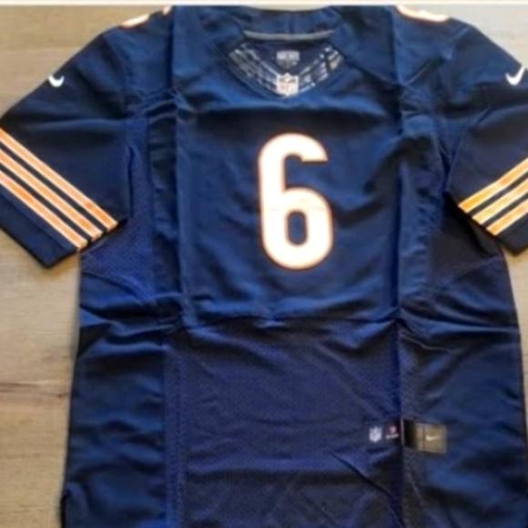 Bears #6 Cutler men's xl jersey